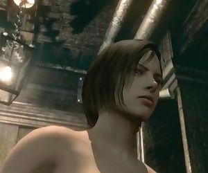 Resident Evil HD Remaster Naked MOD