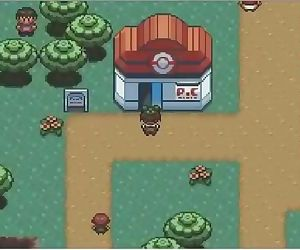 Lets Play Pokemon Emerald Nudist..
