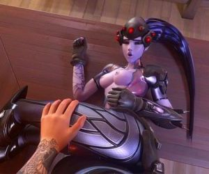 Widowmaker sex w/ sounds -..