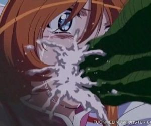 Monster Frenzy Over Hot Hentai..