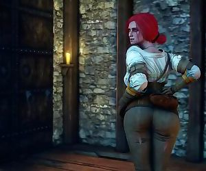 A Cold Winters Night - A Witcher..