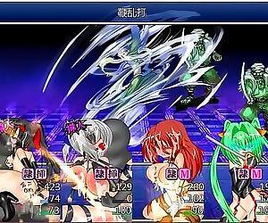 Fuuki Kenshi Asagi Gameplay 6 1h..