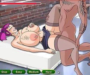 Hentai sex game Tatooing &..