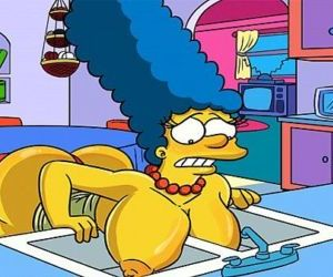 The Simpsons Hentai - Marge Sexy..