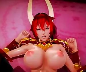 3D hentai Satan Sin: Nanatsu no..