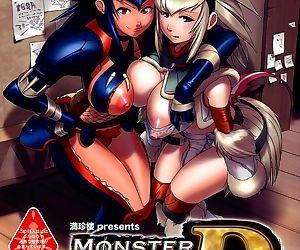 Monster Hunter- Futanari Drill 1-..