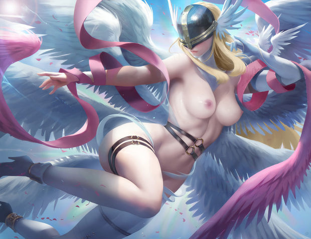 Digimon Angewomon