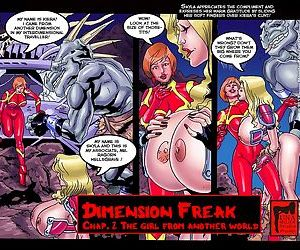 Dimension Freak 2 - The Girl From..