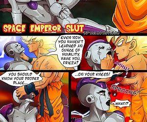 DBZ – Space Emperor Slut-..