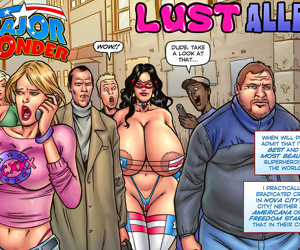 Major Wonder - Lust Alley - part 5