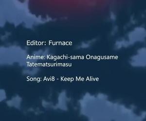 HMV Furnace - keep me Alive