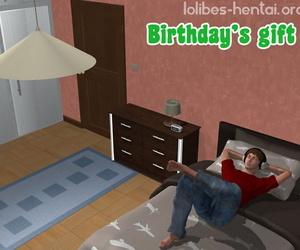 Judes sister 1 - Birthdays Gift