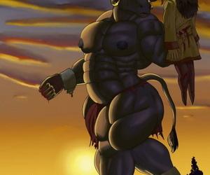 Bikini Knight Liona