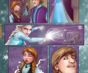 Drawn Hentai - Frozen eng