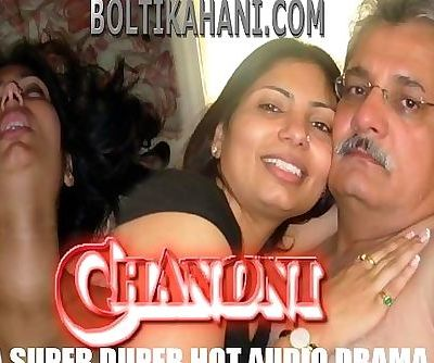Indian Bhanji kee chudai mausa ne kee hindi messy audio sex