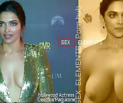 Deepika Padukone nude knockers display - Bare knockers - knockers hook-up