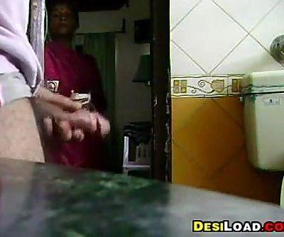 Maid Witnessing Me Mastubrate - 59 sec
