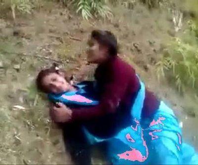 indian desi schoolgirl lesbo outdore :