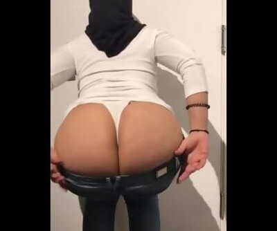 Hijab Teen Big Nuts
