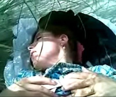 Indian warm college girl striped and fucked in forest by tweak - 3 min
