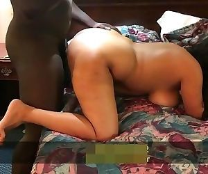 Well known Desi Wife Screws BBC 2