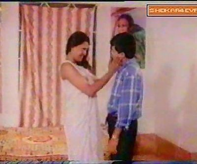 Vintage Mallu Classic 6 Screwing Hot Lekha Hookup With Stranger-Uncensored