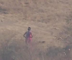 indian woman nature calls voyeur 40 sec