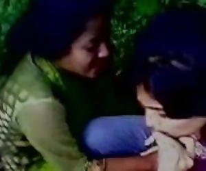 indian teen Lesbians on College Excursion