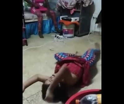 Drink hot desi girls super-sexy dance video footage leaked off mobile
