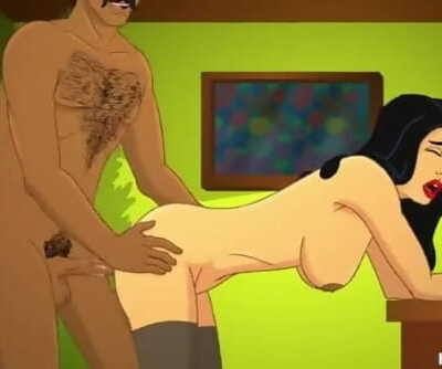Hot Indian Porn Cartoon