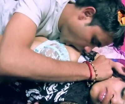 Hot desi shortfilm 183 - Ipsita boobs licked, navel kiss, smooch, hooter-sling thong