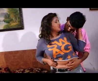 Molten bhojpuri song 39 - Big knockers pressed many times & grabbed, belly button press