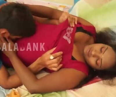 Warm desi shortfilm 129 - Boobs squeezed hard, smooched & pressed continuously