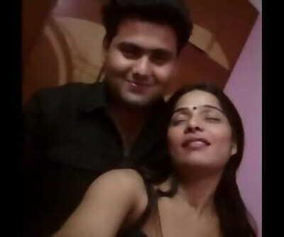 scorching desi wife kissing