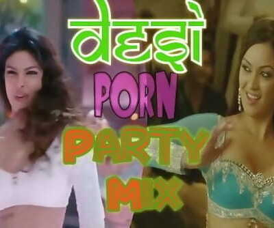 Desi PORN Party Mix - PMV Sample WIP - Brown Flesh 2