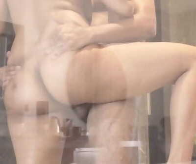 Couple in Hotel - Part 3 - Night & Shower in Hotel Room - Mega-bitch Cameras
