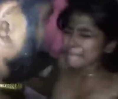 Indian girl fucks RECORDED