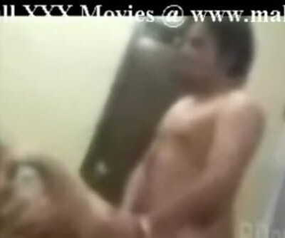 Hot Indian Chick Fucked By 2 Desi Boys