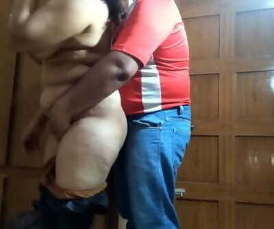Teacher Nail Her Student At Home