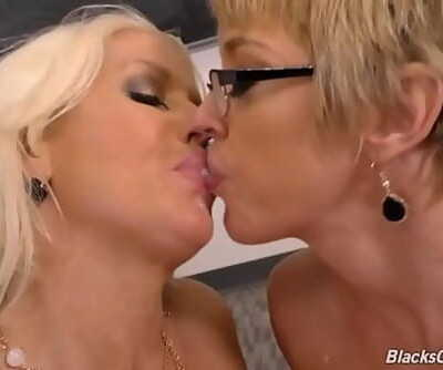 Black Monstercock Jizz flow Compilation 1 BBC on mummies cougars housewife and moms with Brandi Love Alura Jenson Dee..