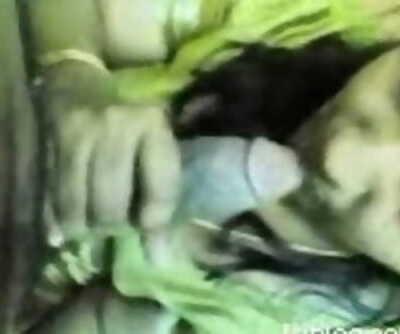 South indian hindu girl sucking her co-worker Jamals dick
