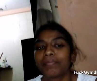 Tamil Indian Girlfriend Honey Giving Oral pleasure Porn Flick