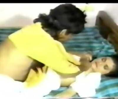 Vintage Indian Duo Retro Porn