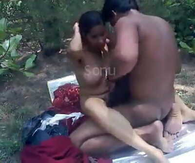 Desi duo sex in park 2 min