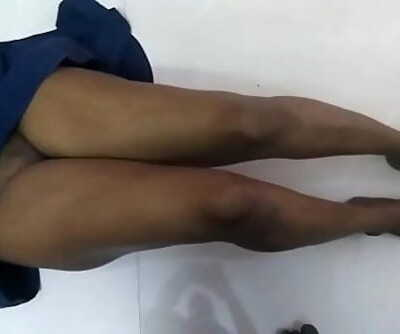 South Indian Aunty Video making by husband 60 sec