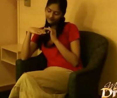 Desi Indian Teenage Girls Hindi Sloppy Converse Home Made 3 min