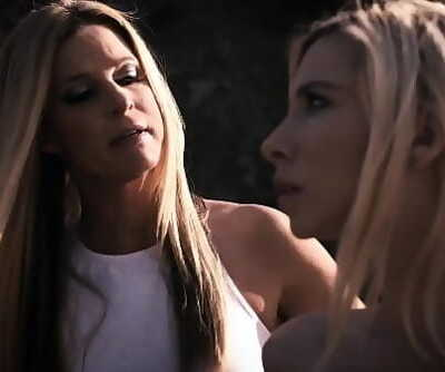 Trailer park family stories PART 2India Summer and Kenzie Reeves 6 min 720p