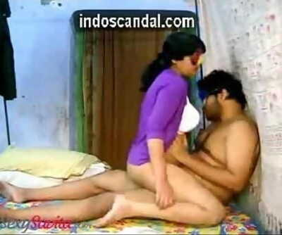 Cock riding on webcam by busty Indian wife indoscandal.com 3 min