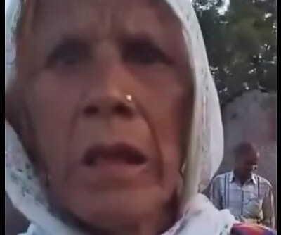 @ILoveYou @Granny @Grandmother @AnnoyingHer @Funny @India @Desi HIGH 43 sec