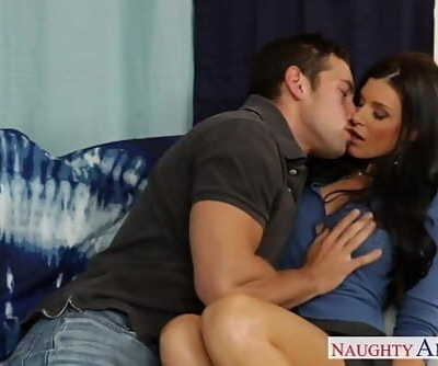 Warm mom India Summer gets pussy screwed and nailed 8 min 720p